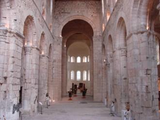 Le Clos de la Risle : Abbatiale Notre-Dame - Bernay