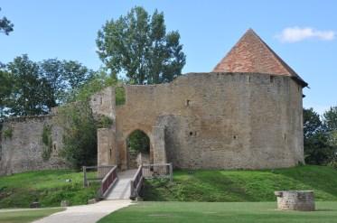 Le Clos de la Risle : Château médiéval à Crèvecoeur-en-Auge