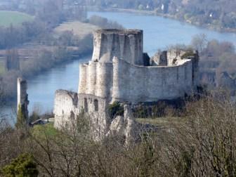 Château Gaillard - Richard Cœur de Lion