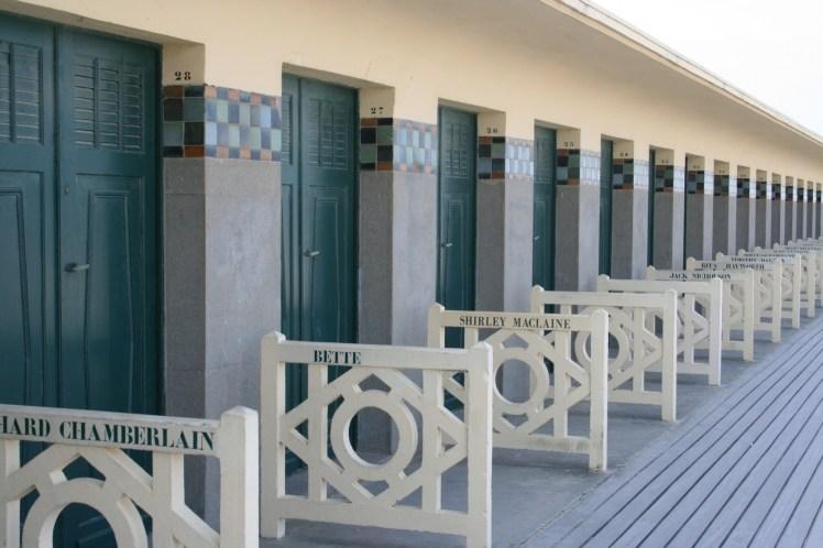 Le Clos de la Risle : Les Planches de Deauville