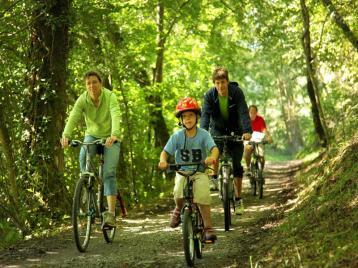 Balade en vélo - Voie verte de Calleville