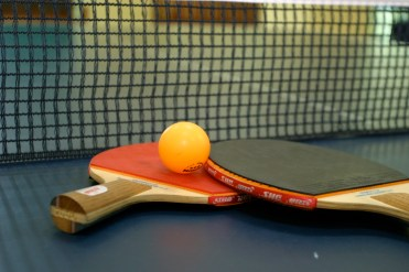 Espace ping-pong
