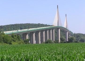Le Clos de la Risle : Pont de Brotonne