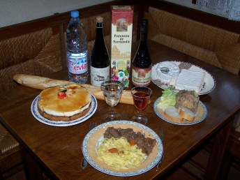 Repas normand