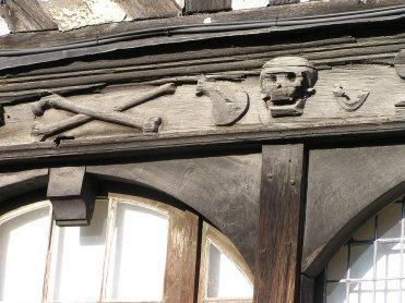L'aître Saint Maclou - Rouen