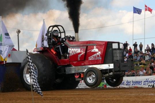 Tracteur Pulling en juin - Bernay