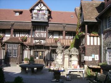 Village de Guillaume le Conquérant