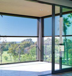 oasis 2900 retractable insect screen balcony [ 1200 x 759 Pixel ]