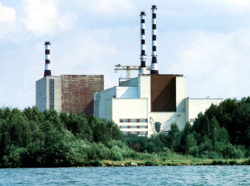 INSP RussiaSoviet Designed Nuclear Power Plant Profiles