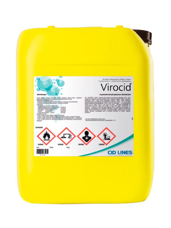 Virocid ® – CID LINES