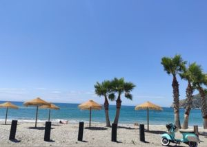 Playa de la Herradura - courtesy of Debbie Skyrme