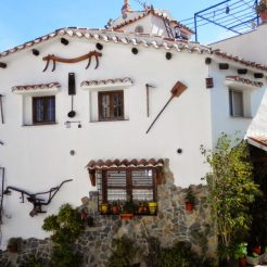 House with agricultural history
