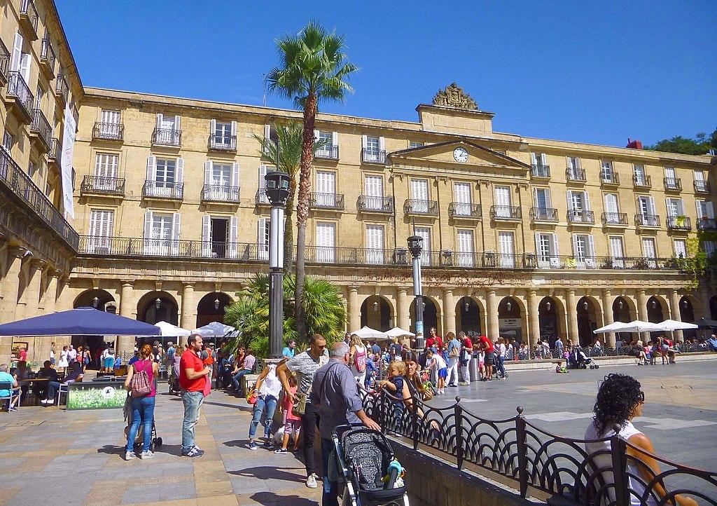 Plaza Barria-Plaza Nueva