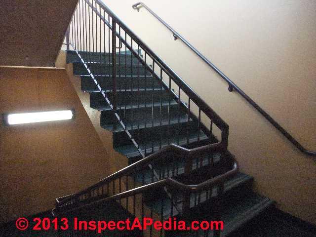 Stair Railing / Stair Guardrail Construction