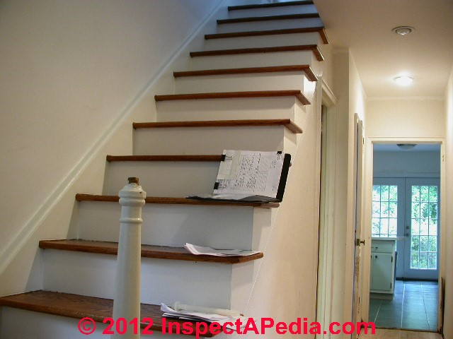 Handrails Guide to Stair Handrailing Codes Construction  Inspection