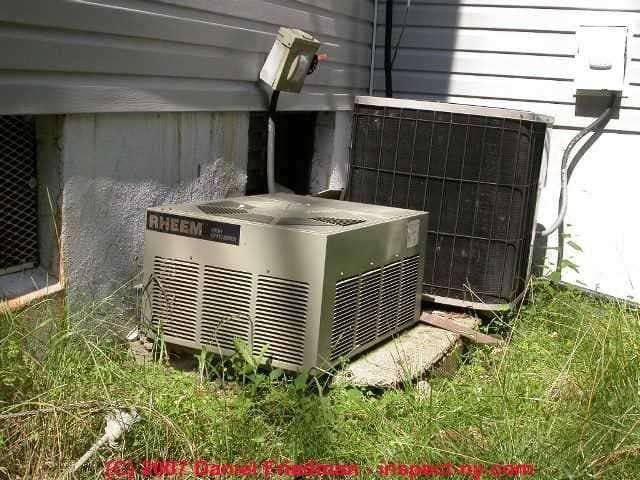 Home Air Conditioner Outside Unit Not Running