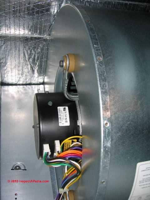 American Standard Furnace Schematic How To Diagnose Amp Repair Electric Motors