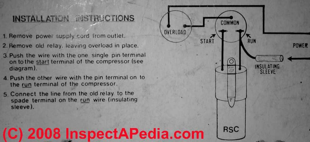 Capacitor_Starting640 DFs supco 3 in 1 wiring diagram supco rco410 wiring diagram at panicattacktreatment.co