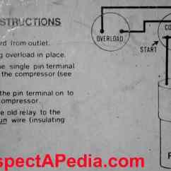 Ac Motor Run Capacitor Wiring Diagram Pj 068 Electric Starting Installation For A