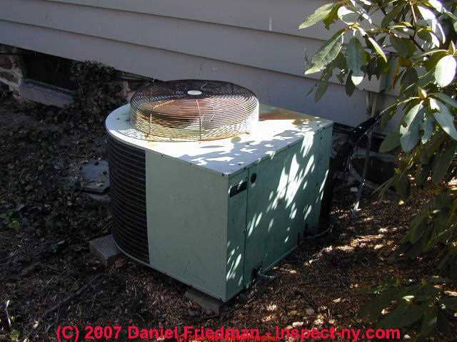 If A Condenser Fan Motor Grounds Out It Will Usually