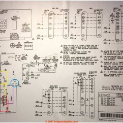 Lennox Wiring Diagram 1996 Honda Civic Dx Stereo Electric Motor Starting And Run Capacitor Types