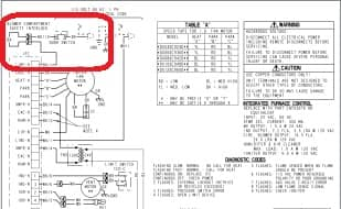 Wiring Diagram: 33 Trane Air Handler Wiring Diagram