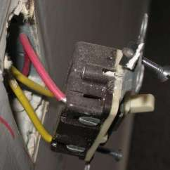 Wiring A Switch To An Outlet Diagram Lifan 110 Motorcycle Coalr Co/alr Cu-al Or Al-cu Marked Electrical Outlets And Switches With Aluminum Wire