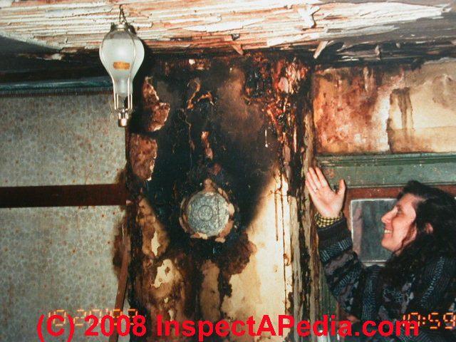Chimney Creosote Deposits  Fire Hazards in Chimneys