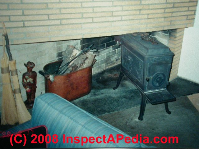 Convert Zero Clearance Fireplace To Woodstove Safe