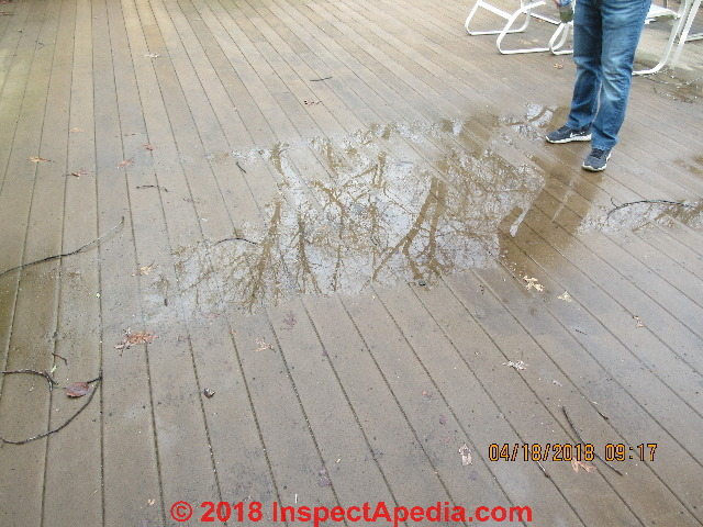 Spacing Between Deck Boards Trex