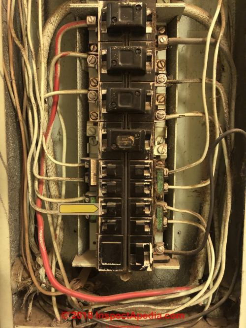 small resolution of bulldog pushmatic circuit breakers which are the main switches c inspectapedia