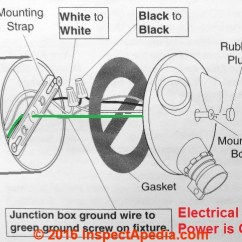 Light Fixture Wiring Diagram Bending Moment For Triangular Distributed Load Security Or Motion Sensing Installation & Repair