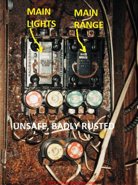 Mobile Home Breaker Panel Wiring