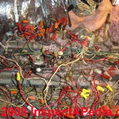 Electrical Panel Hazards Sinamics G120 Control Wiring Diagram Safety And Safe Inspection Procedures Look Carefully For Evidence Of Burning Arcing Or Other Damage Before Touching Moving Components Eg Sharp Sheet Metal Screws In Covers