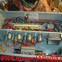 Wiring Diagram For Downlights With Transformers 2003 Buick Rendezvous Radio Low Voltage Building & Lighting Systems - Inspection Repair Guide