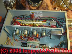 Low Voltage Electrical Wiring & Lighting Systems, Inspection & Repair Guide