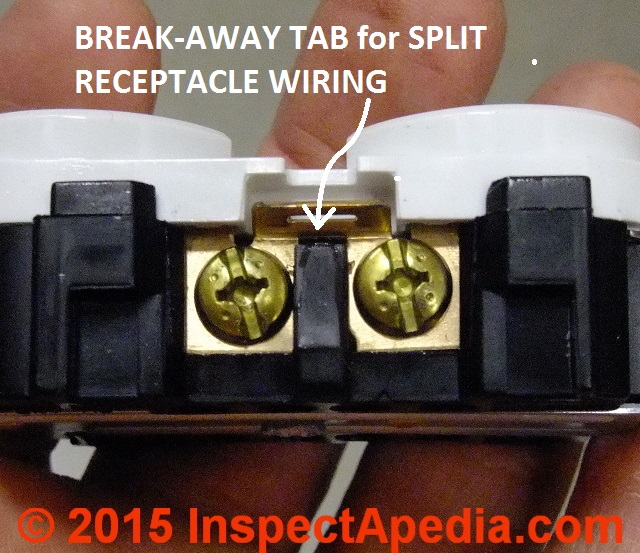 Split Receptacle Different Circuits