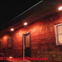 Recessed Can Light Wiring Diagram Nissan 1400 Alternator Outdoor Lighting Under Eaves - Decor Kitchens And Interiors