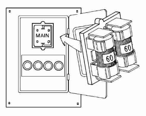 Fuse Box Service Disconnect : 27 Wiring Diagram Images