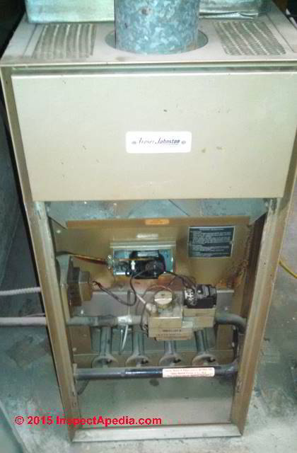 furnace blower humming when off draw a simple diagram of the rock cycle fan limit switch diagnosis repair how to test cyling c inspectapedia