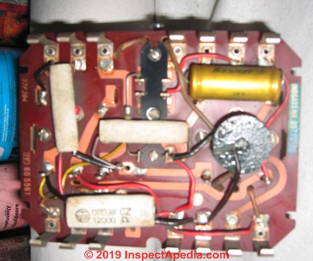 Danfoss Current Relay Wiring