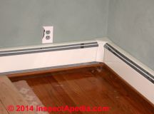 Baseboard Heat: Inspection, Repair, Maintenance