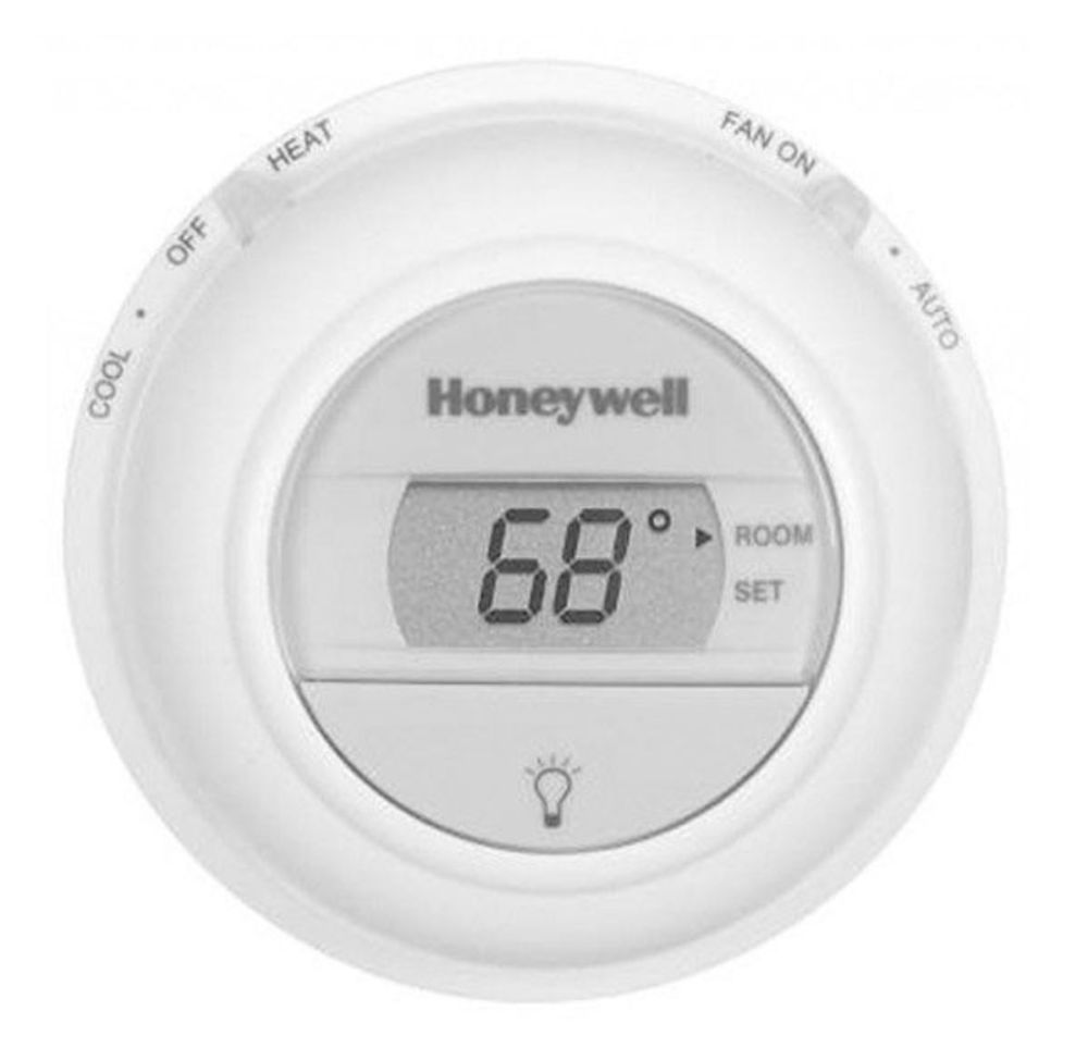 medium resolution of honeywell t8775c1005 thermostat replaces the traditional honeywell t87 at inspectapedia com