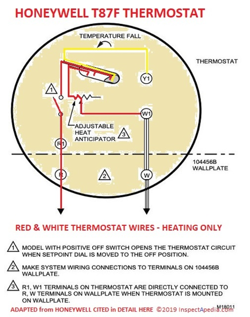 Honeywell Thermostat Wiring Diagram 2 Wire : honeywell, thermostat, wiring, diagram, Honeywell, Thermostat, Wiring, Connection, Tables, Hook-up, Procedures, Honeywell-Brand, Heating,, Pump,, Conditioning, Thermostats