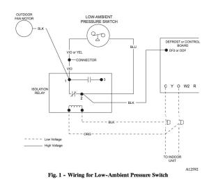 Honeywell L4064B Combination Fan and Limit Control: How to