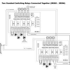Zone Valve Wiring Diagram Duo Therm Ac Thermostat Installation And Instructions Guide To