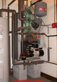 Hot Water Heating Boiler Operation Details - 39 steps in ...