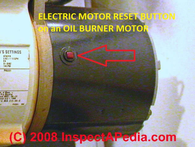 Ac Electric Motor Wiring Diagram Plate Emerson Electric Motor Reset Button Motor Overload Reset Switch