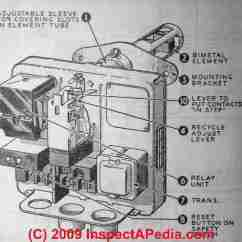 Bypass Relay Wiring Diagram 99 Ford Explorer Fuse Stack Switches On Oil Fired Boilers Furnaces Water Heaters How Safety Work Heating Equipment
