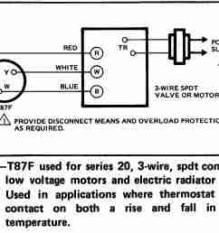 3 wire spdt honeywell t87f thermostat wiring diagram [ 1464 x 1150 Pixel ]